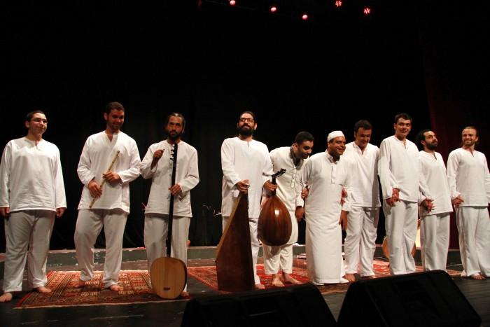 Asil Ensemble. Photo: Ghaida Dirany.