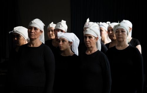 UK premiere of Corbeaux at the Serpentine Galleries and Tate Modern, part of Shubbak 2017