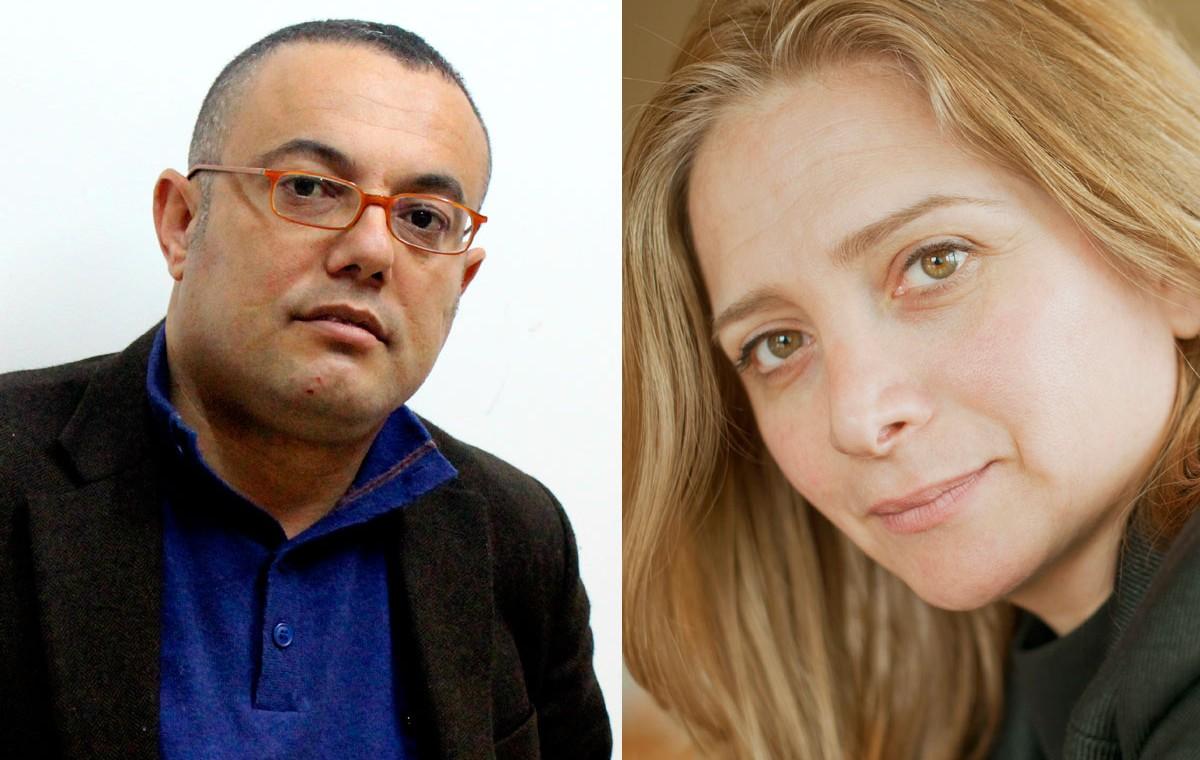 Atef Abu Saif + Samar Yazbek