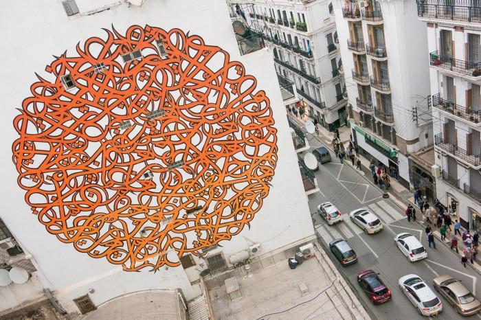 Didouche, Algeria ©eL Seed