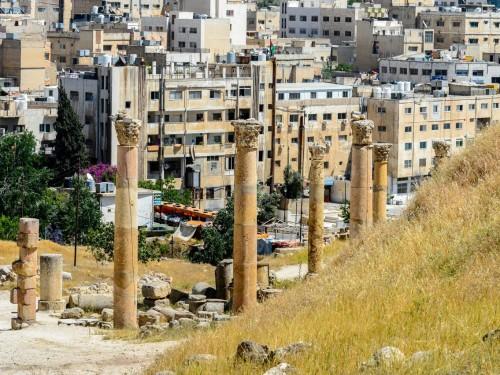 Jerash, Jordan ©Andrew Cross
