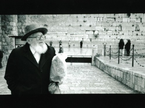 Still from Forbidden Marriages in the Holy Land