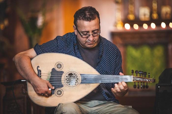 Hafla - Yaz Fentazi of Yaz Fentazi Trio ©Aser El Saqqa