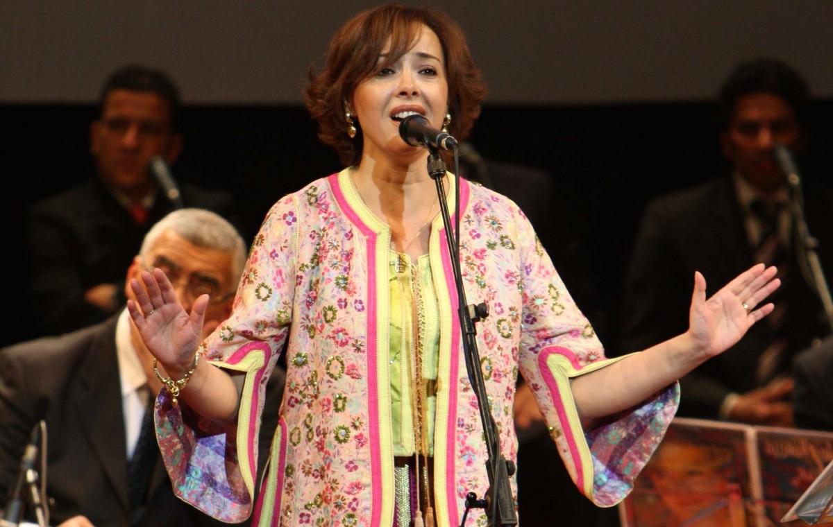 Burda Moroccan singer Karima Skalli and the Asil Ensemble kick off Shubbak's eclectic music programme