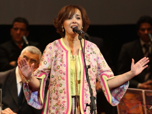 Burda Moroccan singer Karima Skalli and the Asil Ensemble kick off Shubbak's eclectic music programme
