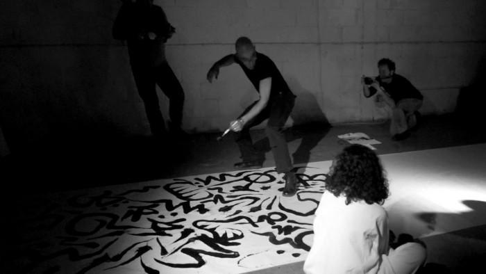 Nazir Tanbouli performance ©Gillian McIver