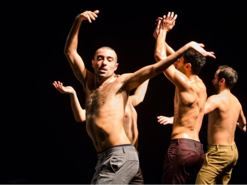 When the Arabs Used to Dance, Radhouane El Meddeb - La Compagnie de SOI ©Agathe Poupeney \ PhotoScene