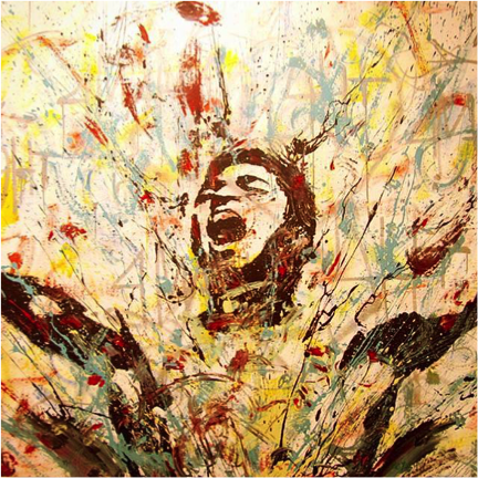 Work by Tala Al Zeid