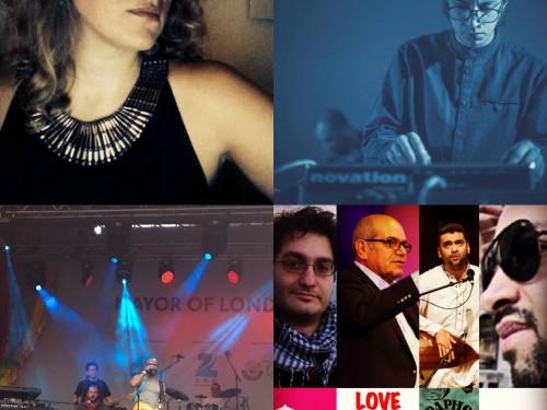 Maha's Mega Mashup Shubbak Festival 2015 Part II