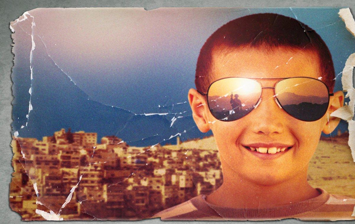 And Here I Am, Hassan Abdulrazzak