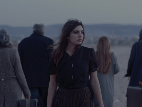 Submarine directed by Mounia Akl, part of Imagined Futures Shorts