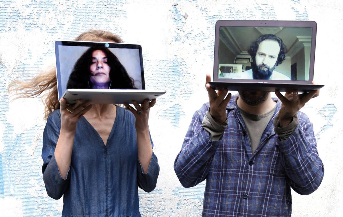 Three Rooms by Amal Omran, Hatem Hadawe and Kathryn Hamilton. Photo: Valerij Lisac