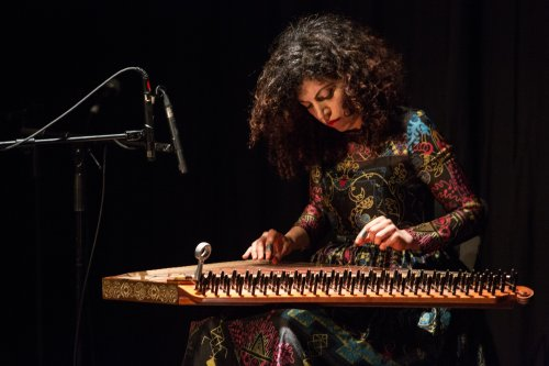 Maya Youssef: Photo © Sara Ginn