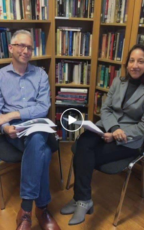 Bidisha interviews Shubbak's Artistic Director Eckhard Thiemann