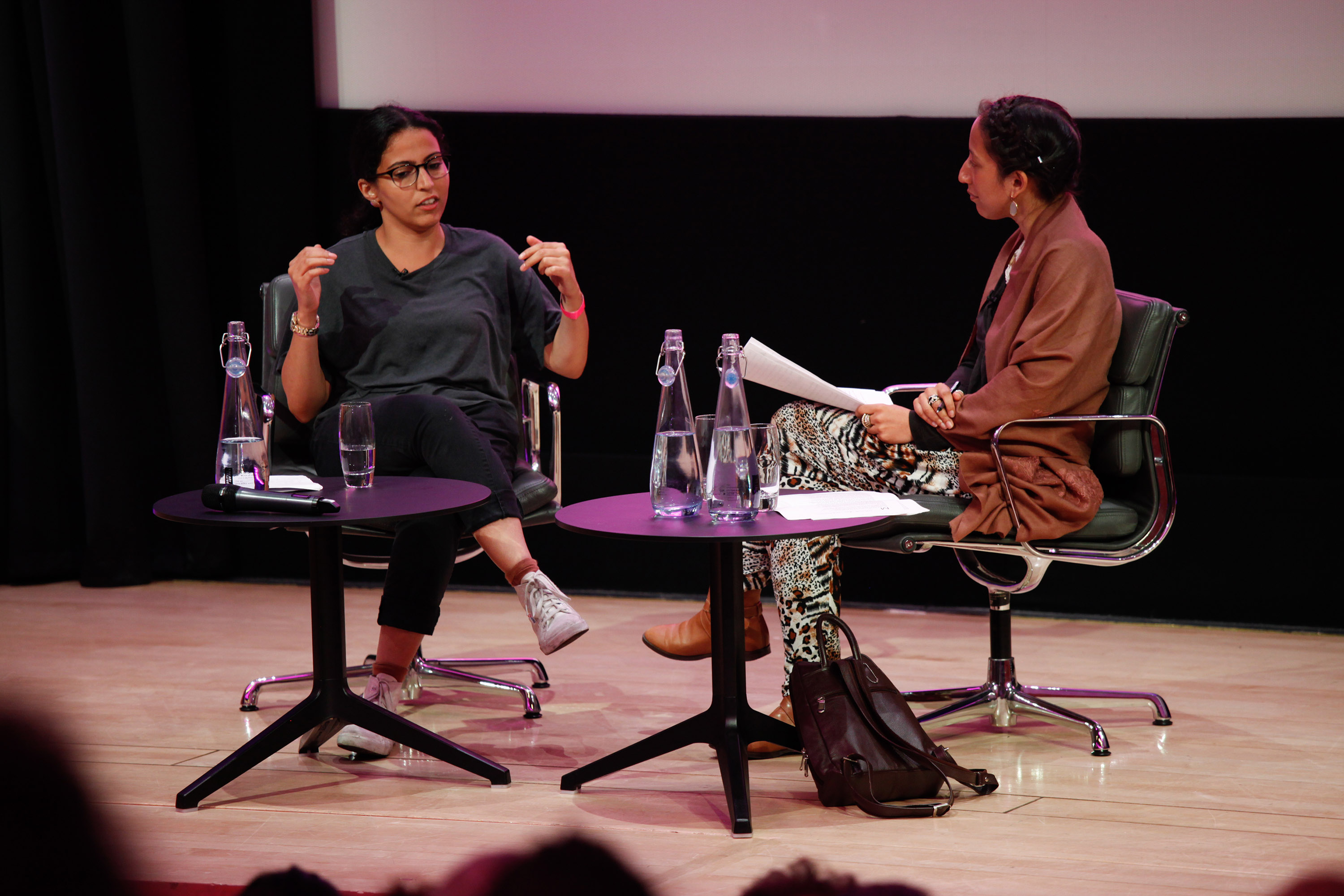 Shubbak at the British Library, July 2017