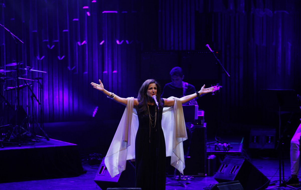 Tania Saleh kicks off Shubbak's 2017 music programme at the Barbican