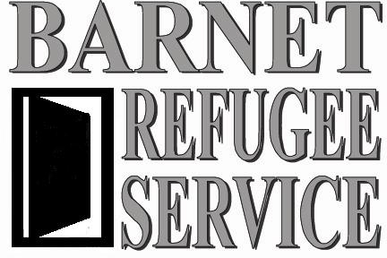 Barnet Refugee Service logo