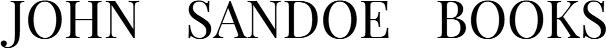 John Sandoe Books logo