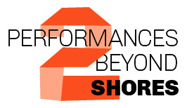 Performances beyond two shores logo