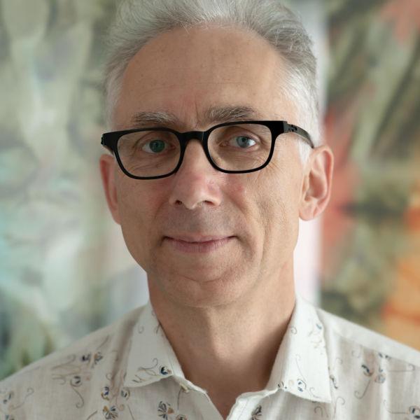 Eckhard Thiemann Artistic Director Shubbak