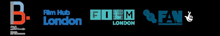 Logos for SAFAR film festival