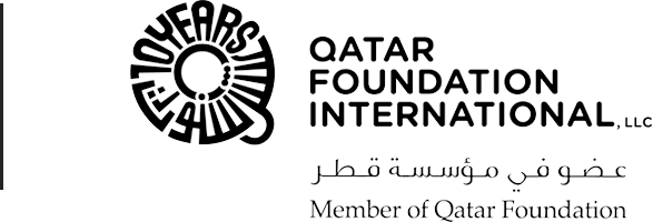 QFI - Qatar Foundation International logo