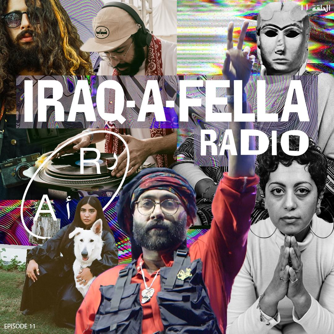 IRAQ-A-FELLA Radio Show