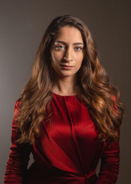 Portrait of Nour Darwish